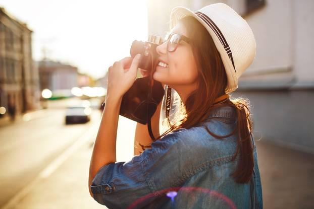 Fotos von Touristenattraktionen