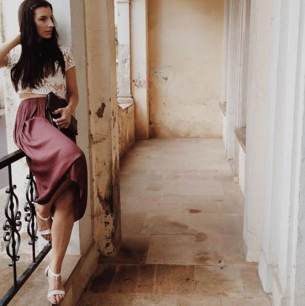 Bloggerin Andrea Maier
