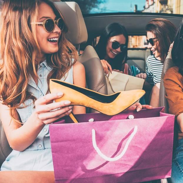 Mit 3-Tage-Regel beim shoppen sparen