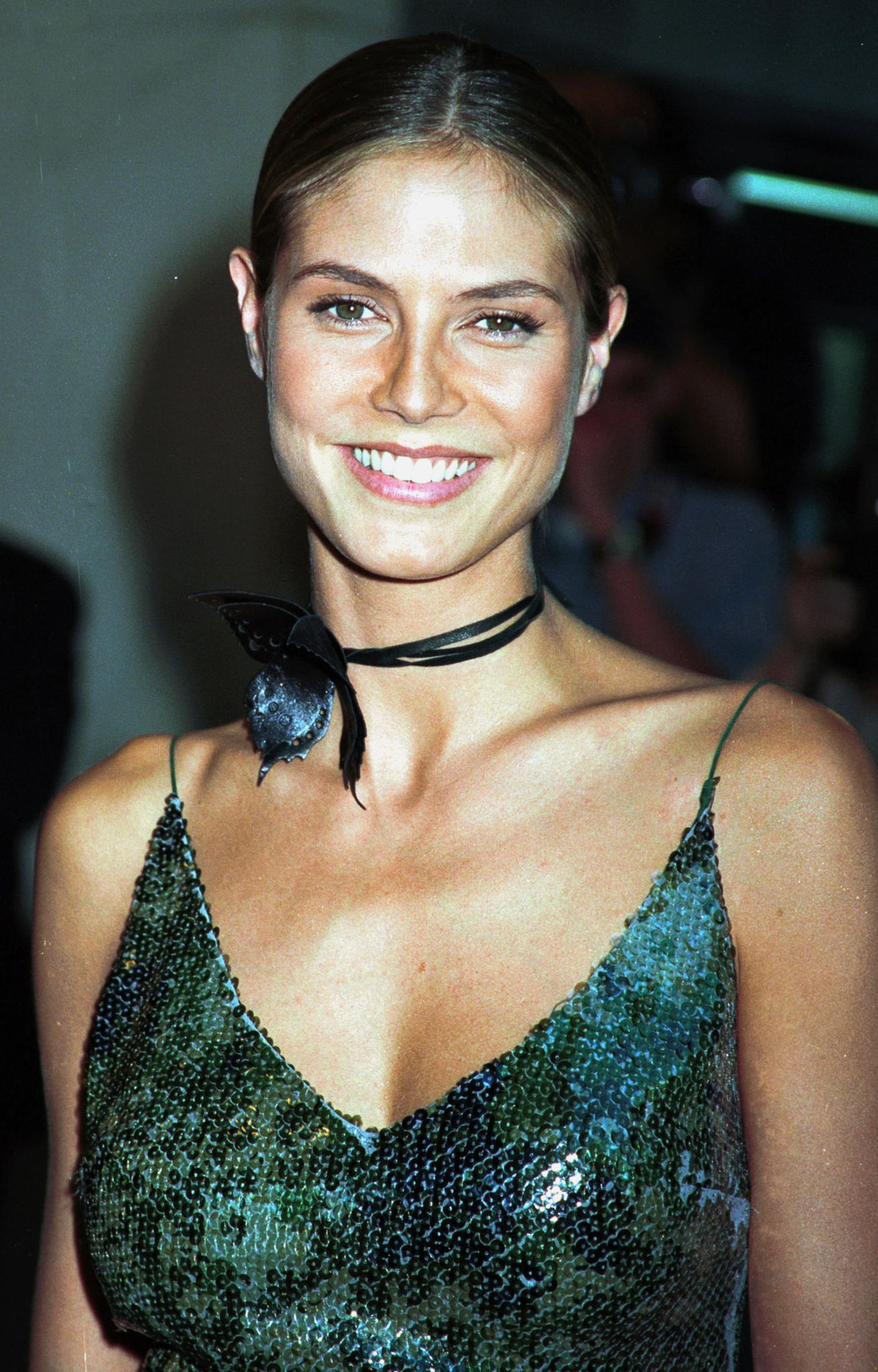 Supermodels vor ihrer Karriere und heute: Heidi Klum früher