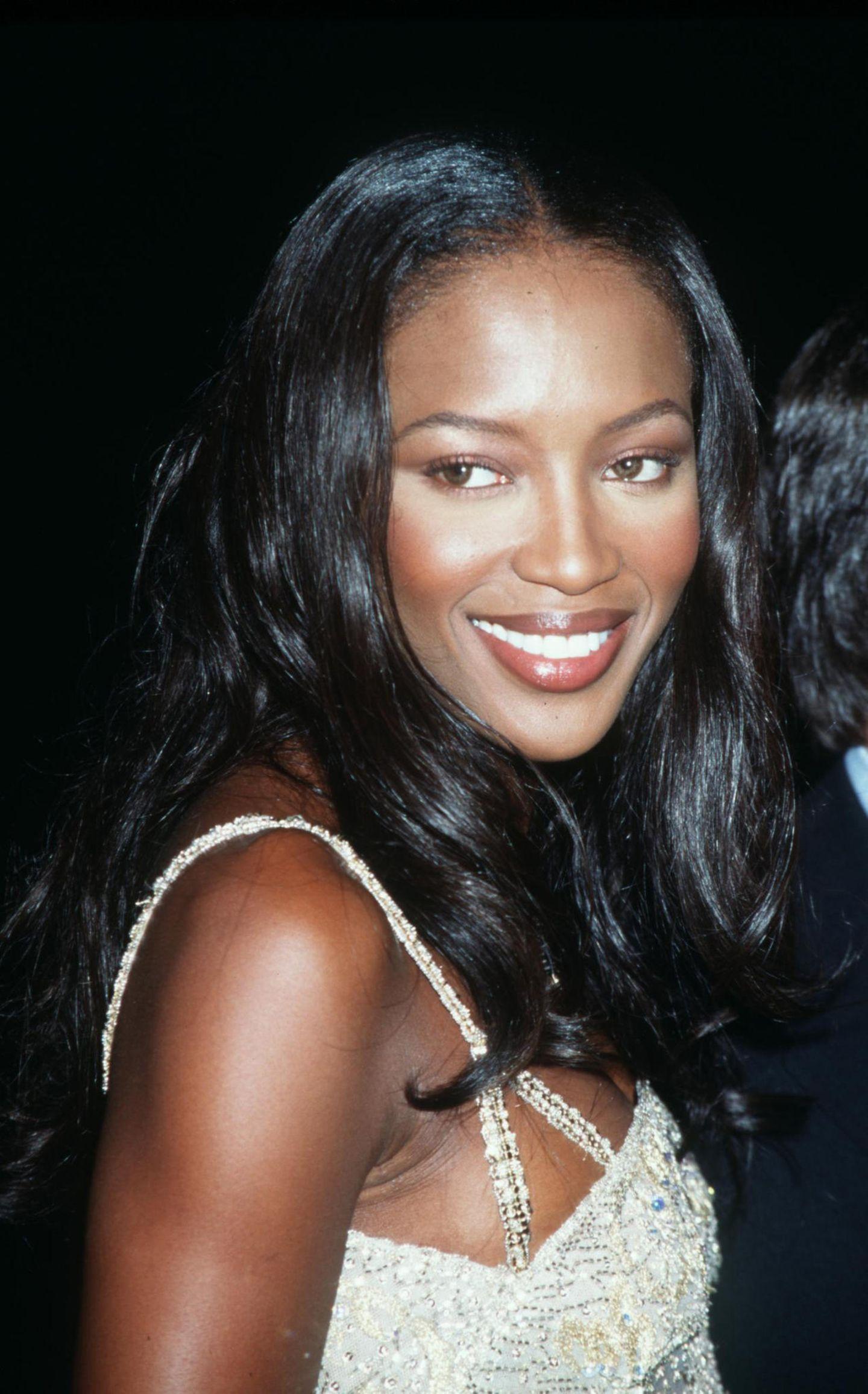 Supermodels vor ihrer Karriere und heute: Naomi Campbell früher