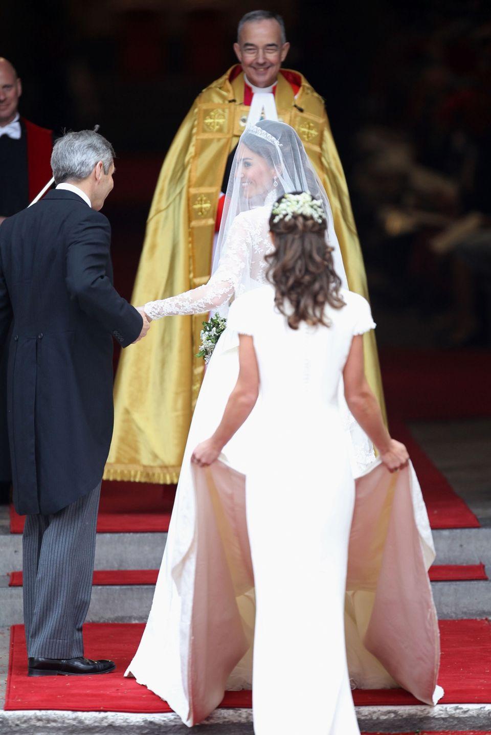 Sorry, Harry! Darum will Pippa nicht, dass Meghan zur Hochzeit kommt