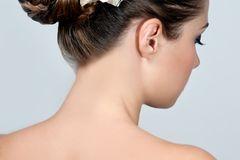 Abiballfrisuren: Hochsteckfrisuren hinten