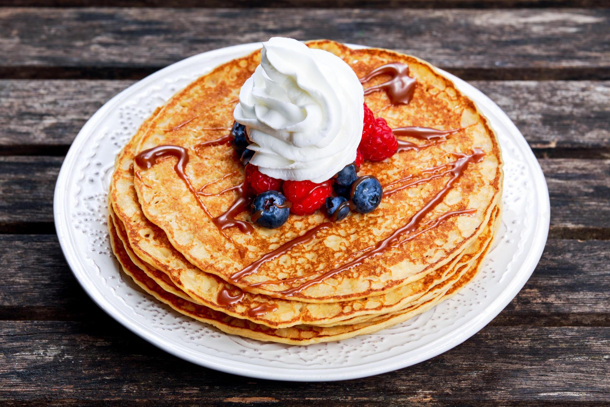 Pfannkuchen Das Beste Rezept Brigitte De