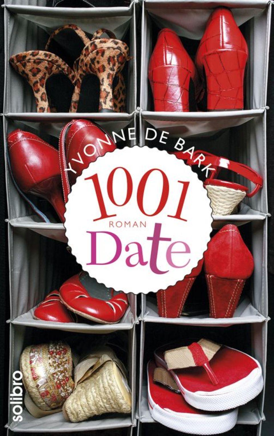 1001 Dates – ein Buch von Yvonne de Bark