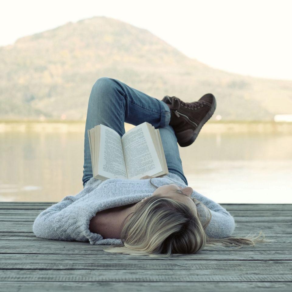 Mantras gegen Stress – diese Sätze beruhigen sich
