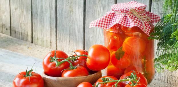 Tomaten einlegen schnell und einfach
