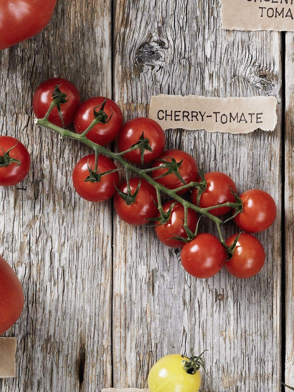 Tomatensorte Cherry-Tomate