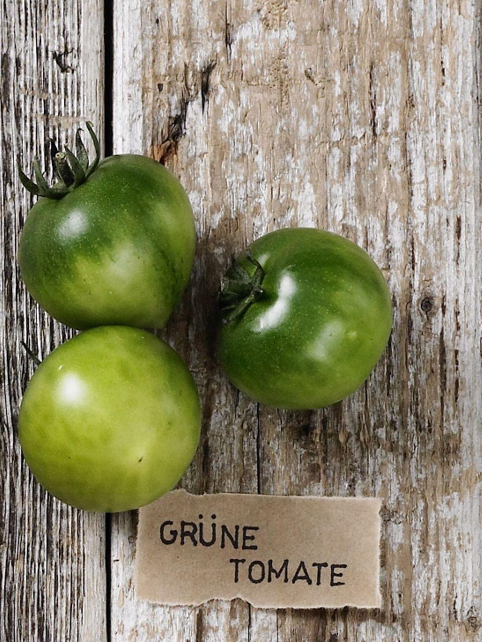 Tomatensorte Grüne Tomaten