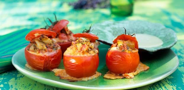 Gefüllte Tomaten: Sommerlicher Genuss-Kick