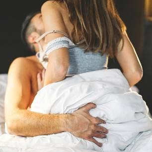 A-Punkt: Paar hat Sex
