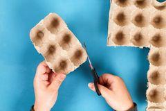 Eierkartons basteln: Süße Ideen für Ostern