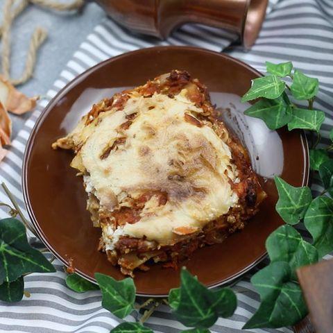 Vegane Lasagne - So gelingt sie euch