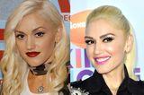 Aiugenbrauen der Stars: Gwen Stefani