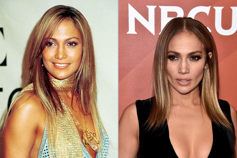 Augenbrauen der Stars: Jennifer Lopez
