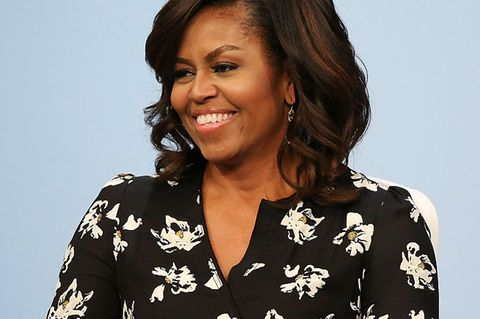 Michelle Obama natürlich