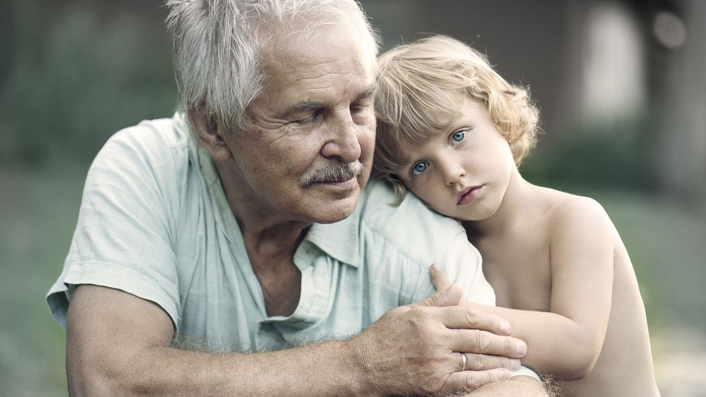 Großeltern Enkel Beziehung