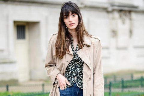 Streetstyle-Trick: Jeans krempeln