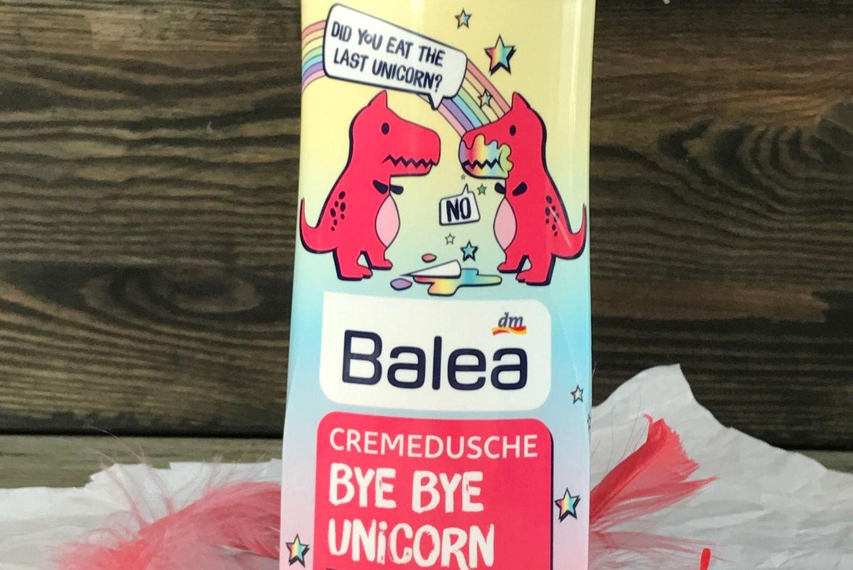 Mit diesem Balea-Duschgel schockt dm nun alle Einhorn-Fans!