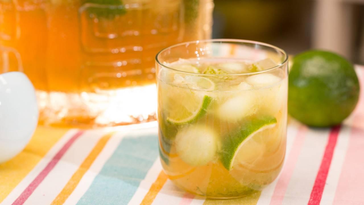 caipirinha bowle ohne melone