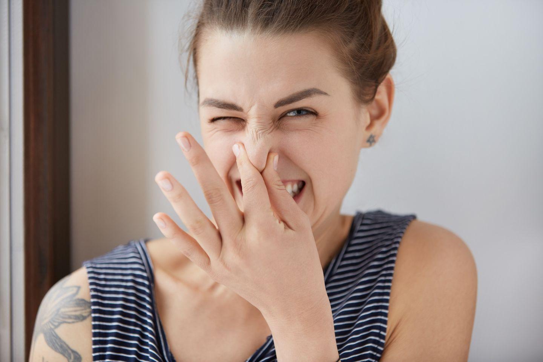 Schweißgeruch – dann stört er uns