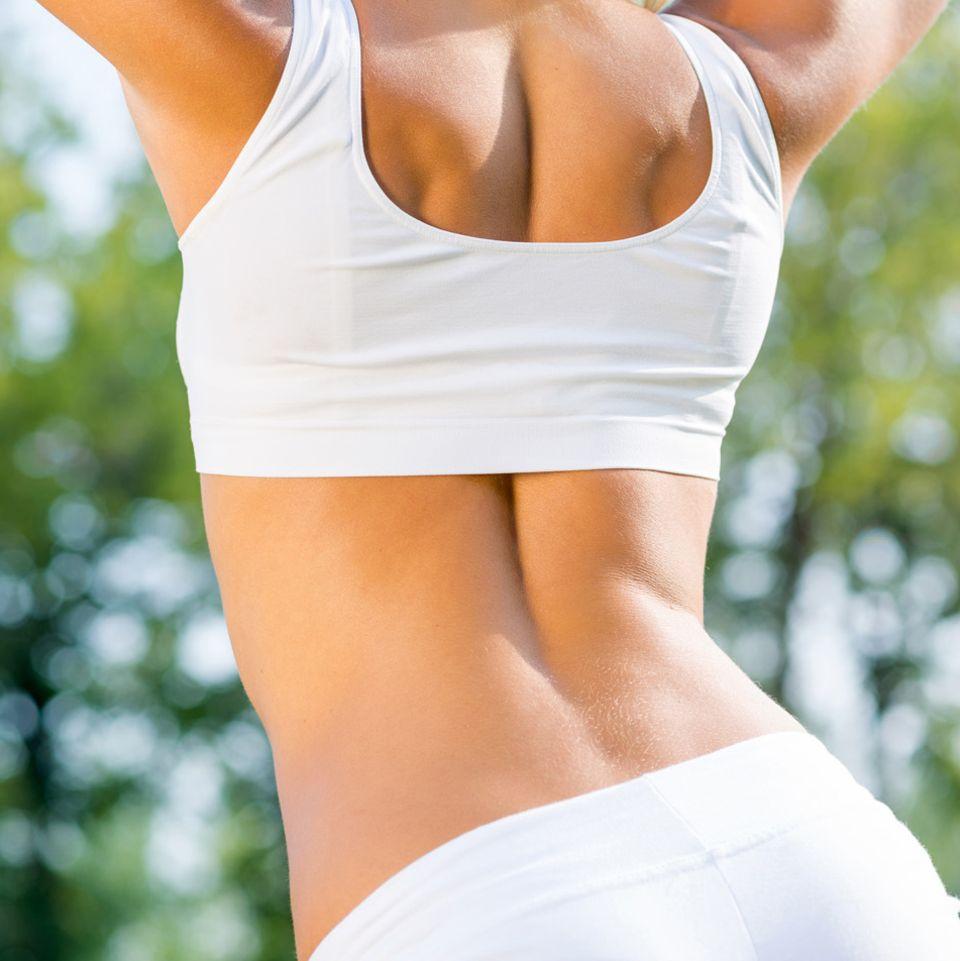 Erste-Hilfe-Übungen gegen Rückenschmerzen
