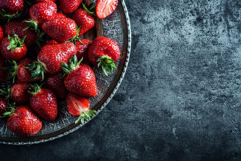 Erdbeeren lagern: So geht's richtig