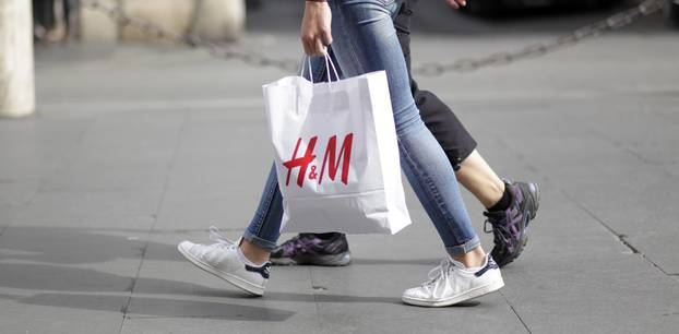 H&M Shopping-Tüte