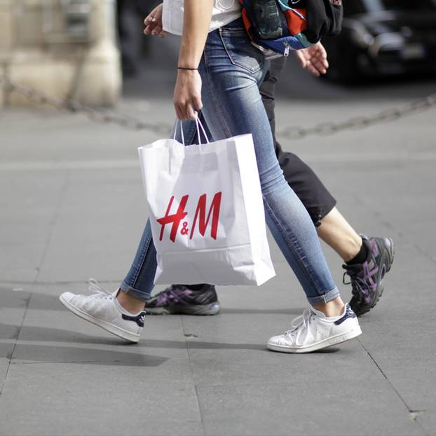 H&M Shopping-Tüte