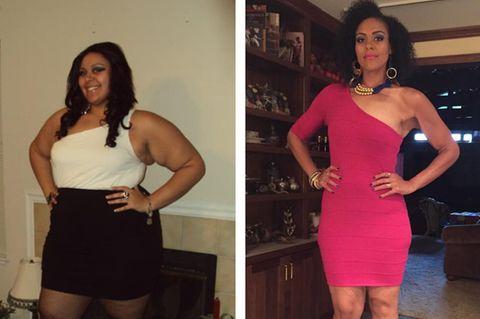 82 Kilo weniger – jetzt kämpft Sarah für eine zweite OP