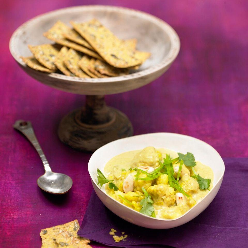 Blumenkohl-Curry