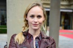 Messer-Attacke auf TV-Star Inez Bjørg David