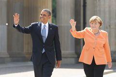 Obama kommt nach Deutschland