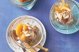 Kaffee-Mascarpone-Creme mit Aprikosen