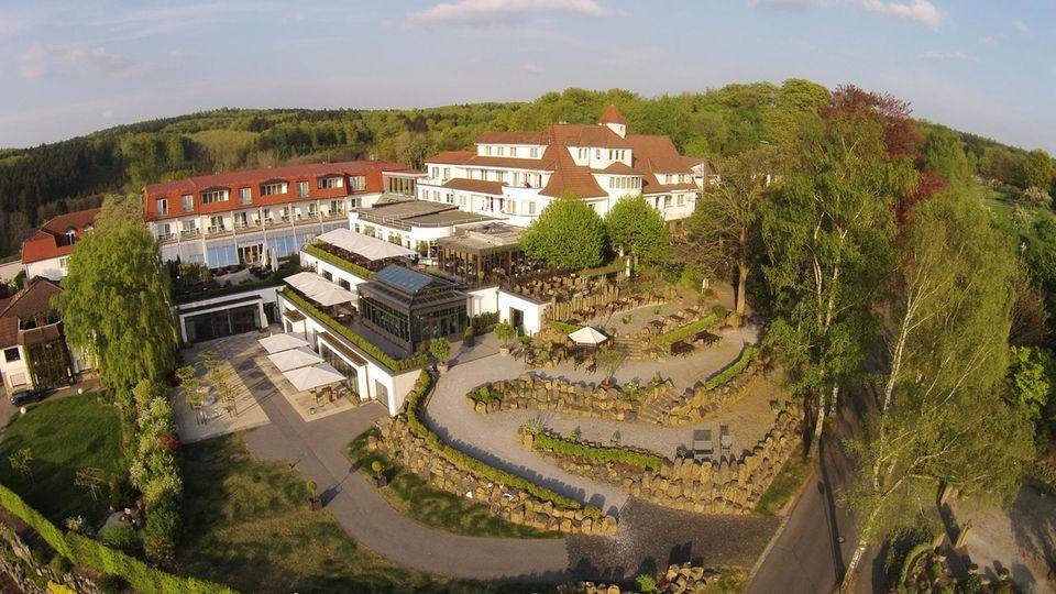 Hotel Heinz: Wellness im Zauberwald