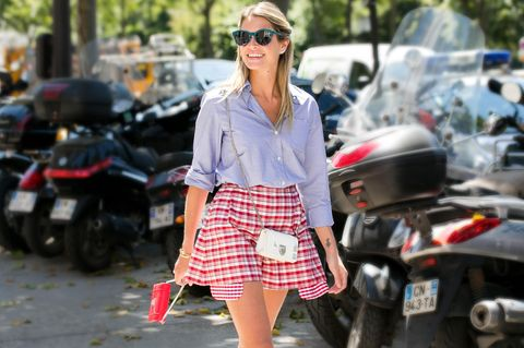 So wertet ihr mit einem Muster euer Sommeroutfit auf