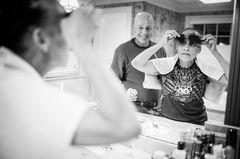 Nancy Borowick zeigt auch kleine witzige Momente