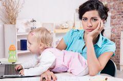 Doppelbelastung: Frauen kümmern sich um ALLES - aber keiner um sie
