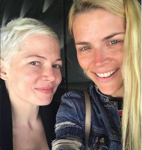 Michelle Williams – Stars ohne Make-up