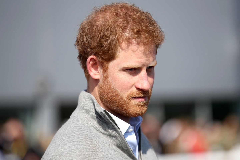 Prinz Harry hat den Tod seiner Mutter Prinzessin Diana nie richtig verarbeitet