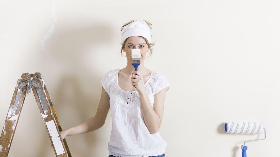 Pinsel reinigen – geniale Tipps für den Farbpinsel