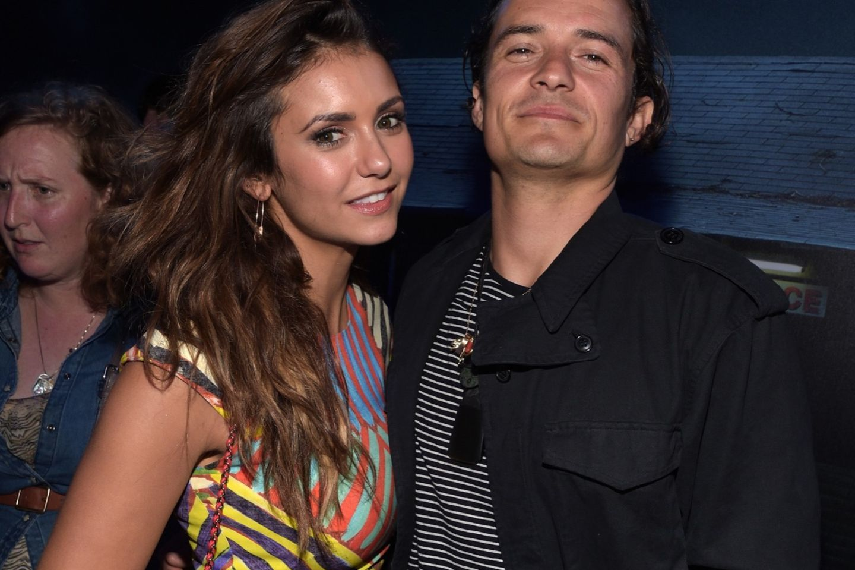 Orlando Bloom und Nina Dobrev daten sich