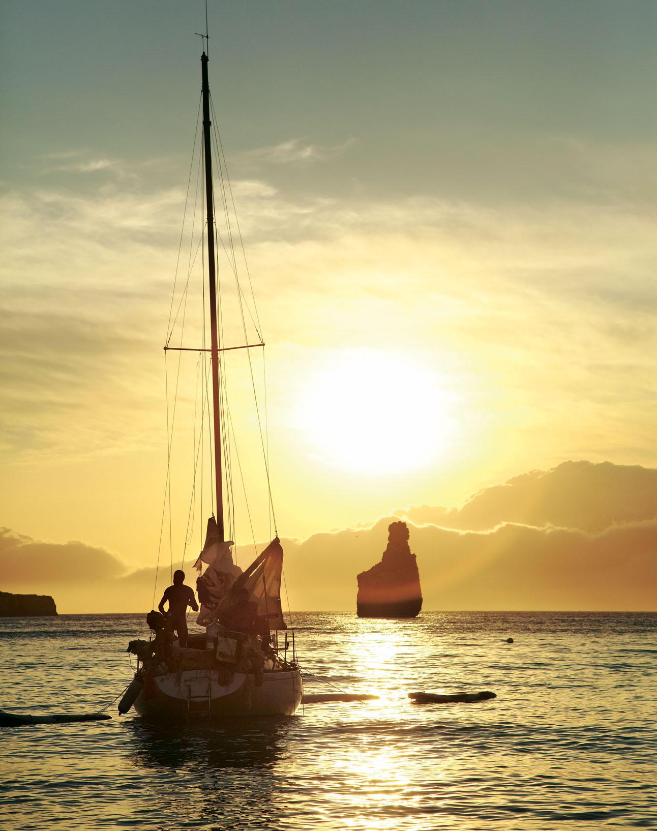 Der Sonnenuntergang von Benirras ist legendär.