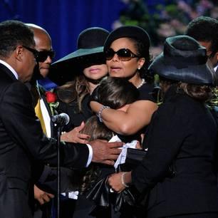 MIchael Jackson, Jackson, La Toya, Janet Jackson