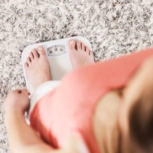 Zunehmen trotz Diät