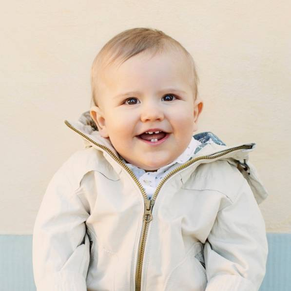 Prinz Alexander ist schon ein Jahr alt