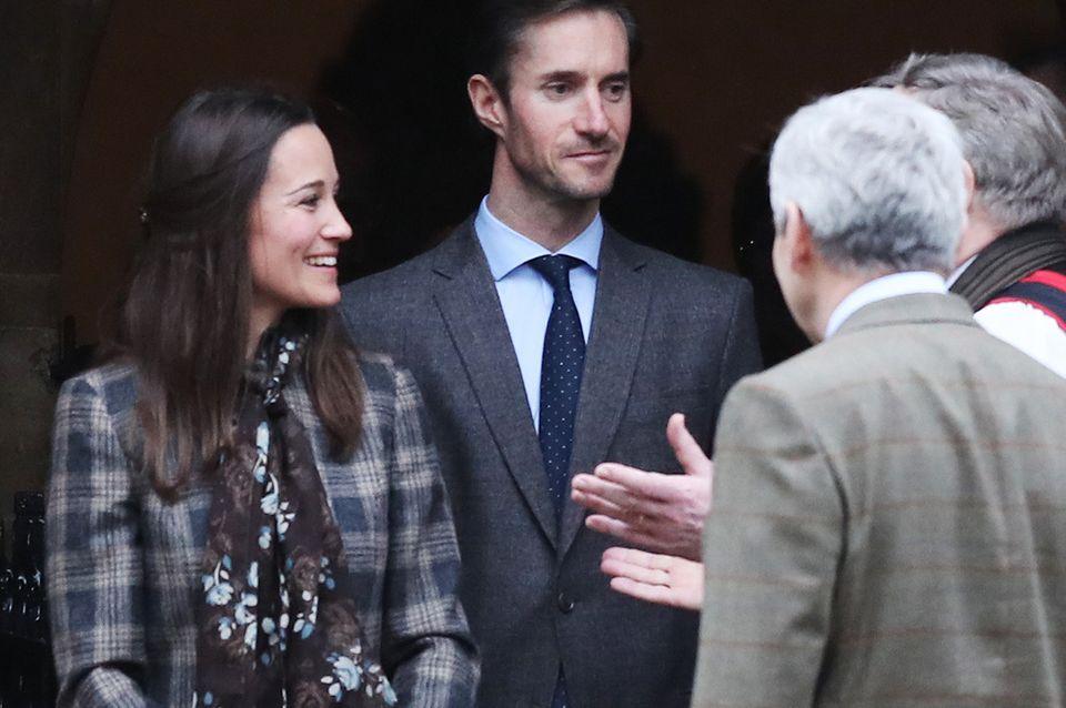 Pippa Middleton und James Matthews werden heiraten