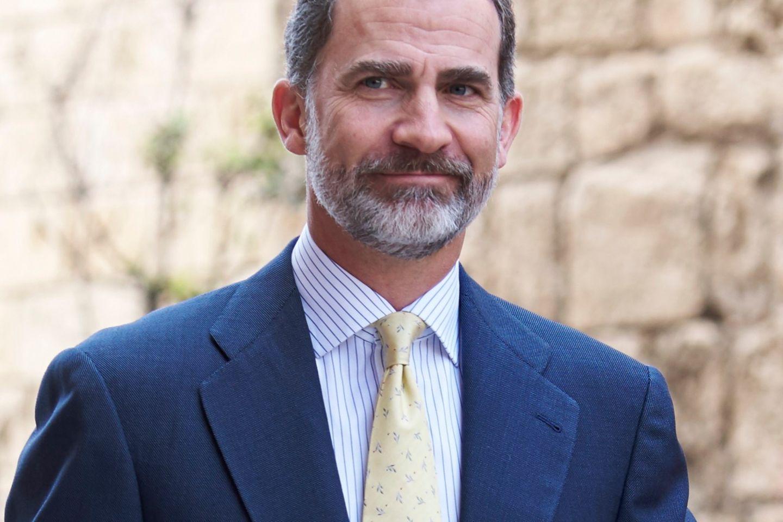 Felipe von Spanien war kein Kind von Traurigkeit