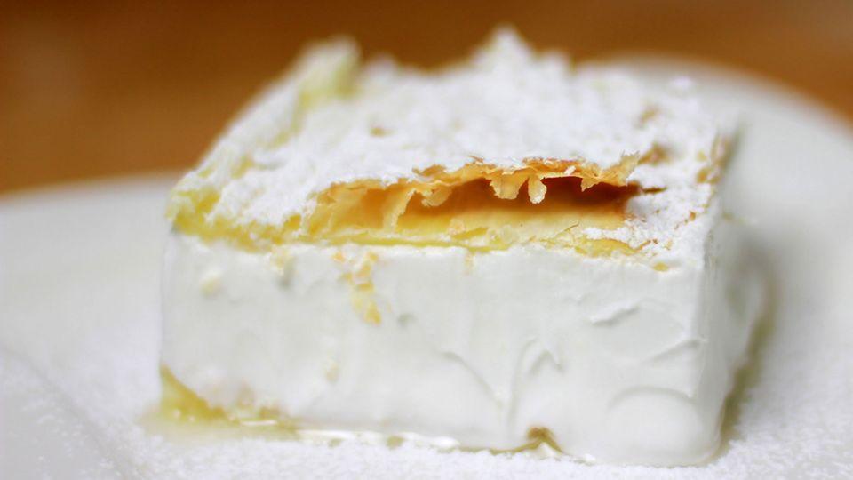 Sampita - Schaumkuchen