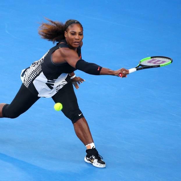 Serena williams schwanger